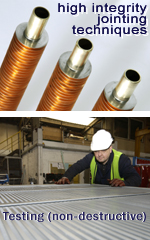 High Integrity Jointing, NDT